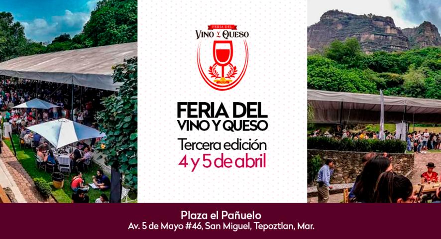"""Feria del Vino y Queso """"Sabores de México"""""""