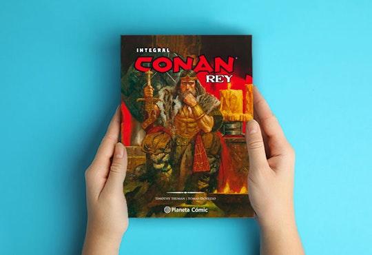 Conan Rey de Truman y Giorello