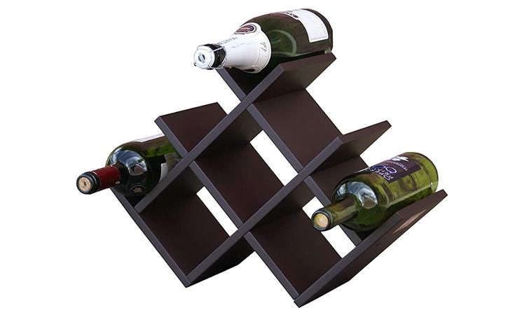 Vinos y Licores: en Portabotellas