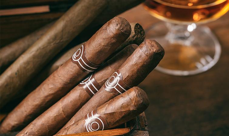 Tabacos: en Humidores de puros