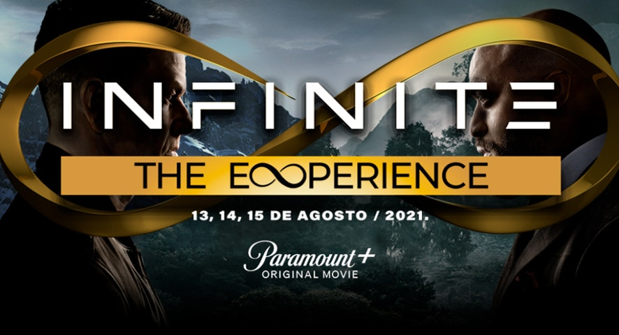 Infinite The Experience