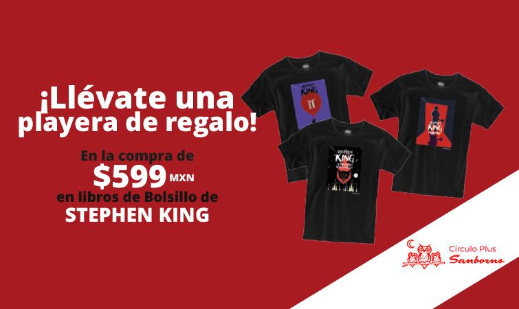 Libros de bolsillo Stephen King