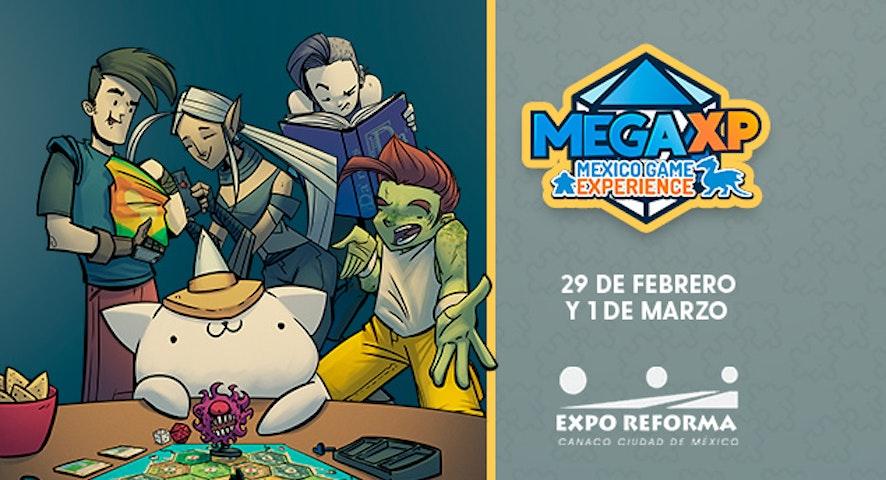 MÉXICO GAME EXPERIENCE 2020