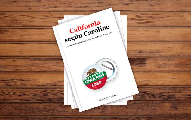 Participa y gana el libro California según Caroline